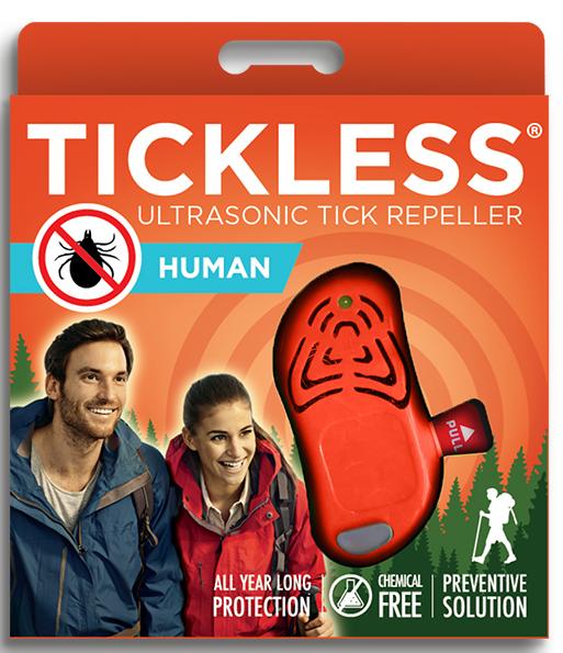 koliaska Tickless Human (Orange)
